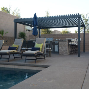 20x20ft Free Standing Pergola System