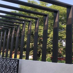 2x4-beam-installation - 4K Aluminum Inc