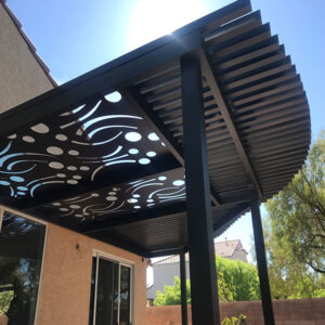 Outdoor Party Decor pergola-4K Aluminum Inc