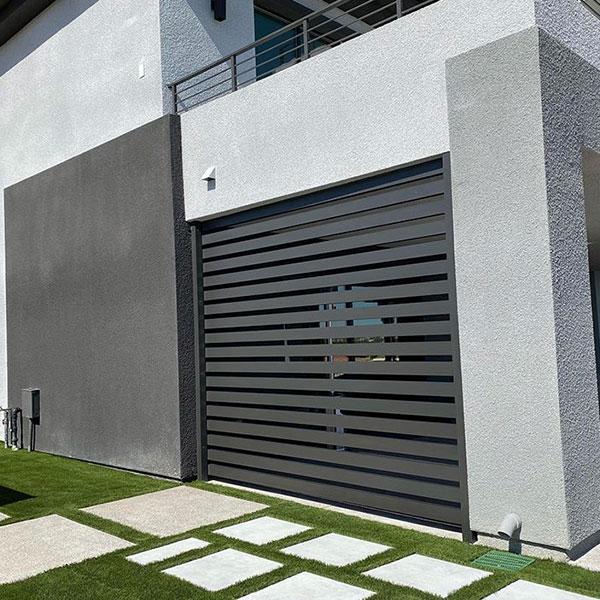 lattice privacy wall Las Vegas- 4K Aluminum Inc